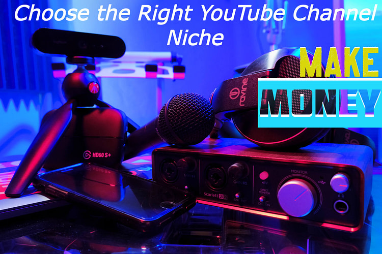 YouTube Niche Creation